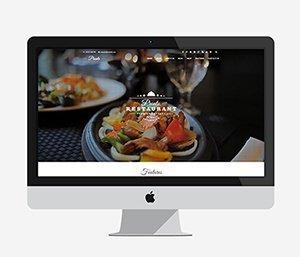 siti web ristorante milano