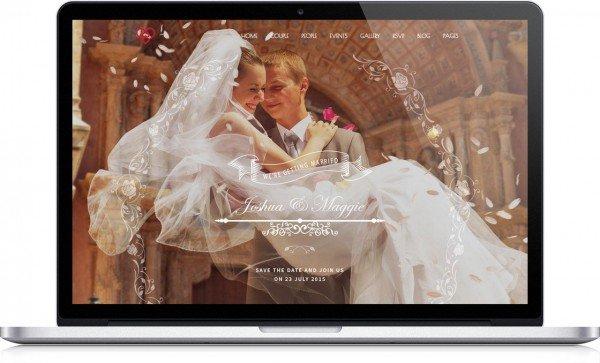 creazione siti web matrimoni
