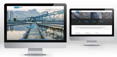 Creazione siti web, logo, grafica, marketing api sito