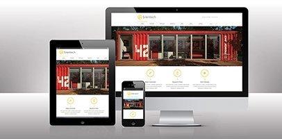 Creazione siti web, logo, grafica, marketing Silentech