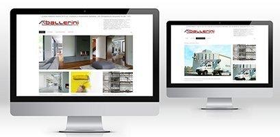 Creazione siti web, logo, grafica, marketing ballerini sito