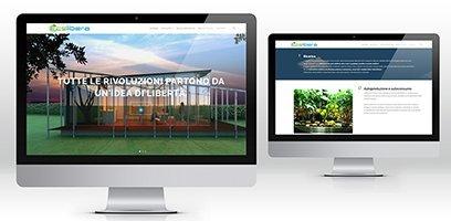 Creazione siti web, logo, grafica, marketing ecolibera sito