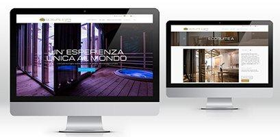 Creazione siti web, logo, grafica, marketing ecosuite spa sito
