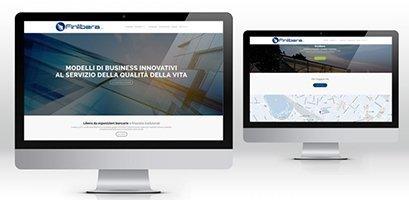 Creazione siti web, logo, grafica, marketing Finlibera sito