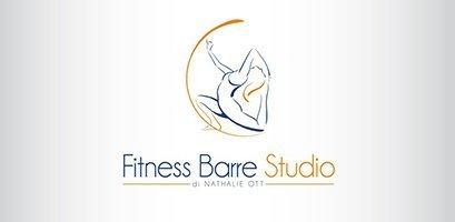 Fitness barre studio logo
