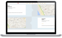 Creazione siti web, logo, grafica, marketing google map