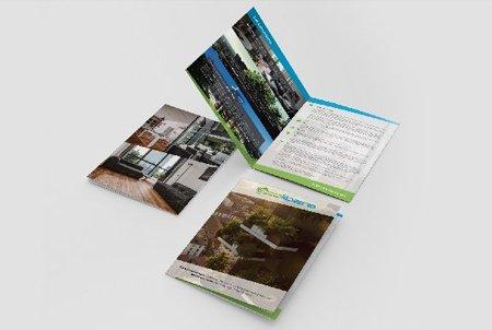 Sviluppo Brochure Bosco Verticale