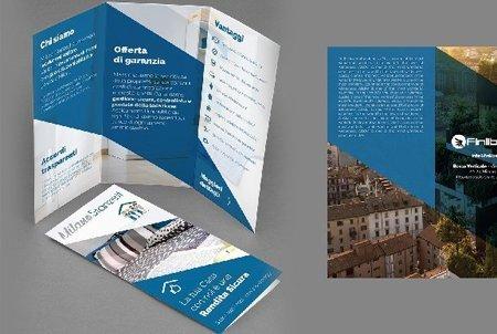 MilanoStanze.it brochure