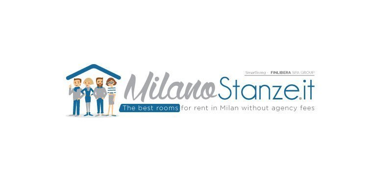 Creazione siti web, logo, grafica, marketing milano-stanze-logo