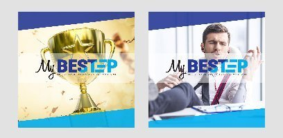 Creazione siti web, logo, grafica, marketing mybestep