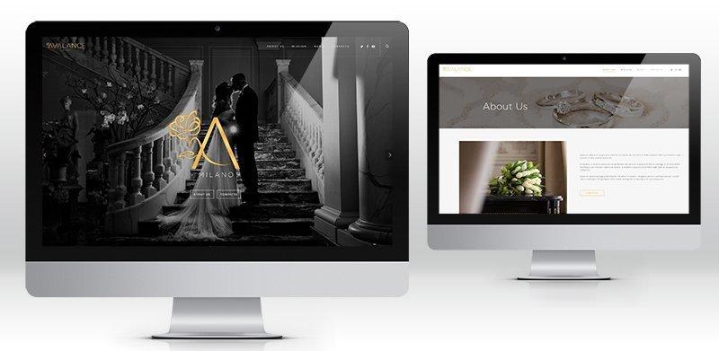 Creazione siti web milano Avalance