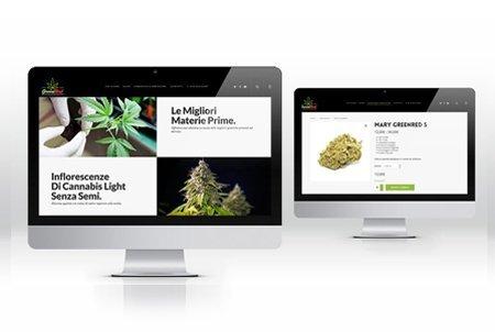 Creazione Siti web wordpress Cannabis-light-sito-web-thumb