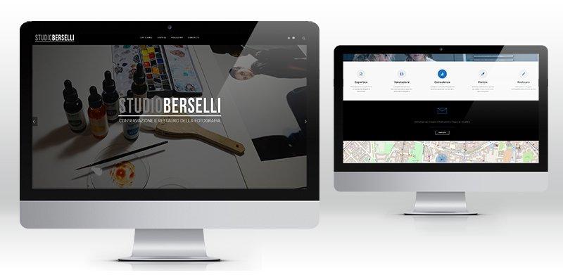 Creazione sito web wordpress Studio berselli