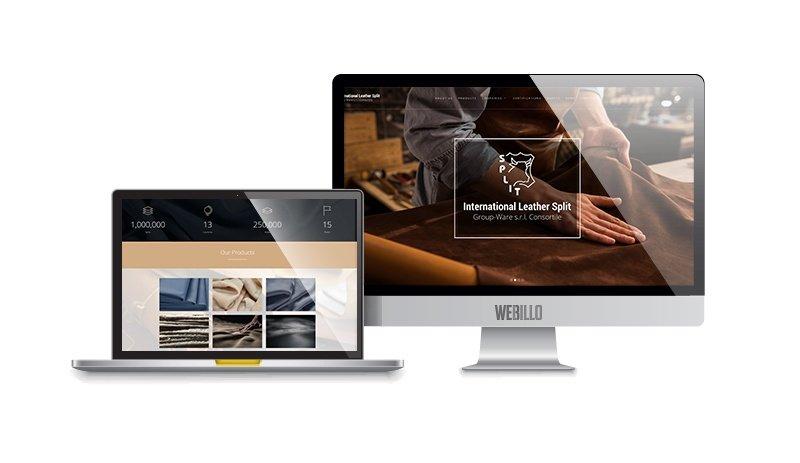 Creazione Siti web wordpress Milano Split Group