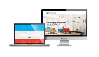 AirGuest sito web