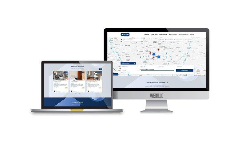 Creazione Siti web wordpress agenzia immobiliare