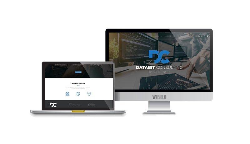 Creazione Sito web azienda soluzioni informatiche