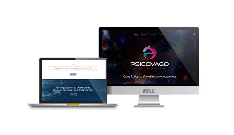 Creazione Siti web wordpress Blog di psicologia