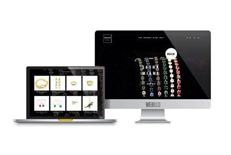 Sashamiami sito e-commerce